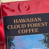 Hawaiian Cloud Forest Coffee