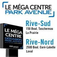 Le Méga Centre Occasion Park Avenue