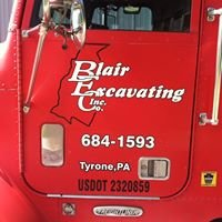 Blair Excavating Company, Inc.
