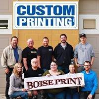 Custom Printing, Inc.