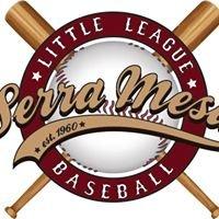 Serra Mesa Little League
