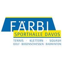 Sporthalle Färbi Davos