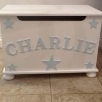 Charlies Little Treasures/ Toy boxes London