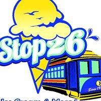Stop 26 Ice Cream & More