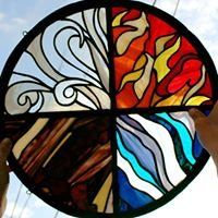Sunstruck Stained Glass