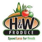 H & W Produce
