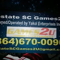 Games2U Upstate SC