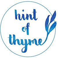 Hint of Thyme
