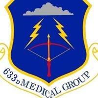 AFMS Langley 633 MDG
