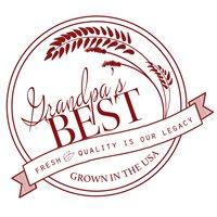 Grandpa's Best LLC 100% Organic Prairie Hay