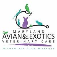 Maryland Avian and Exotics Veterinary Care