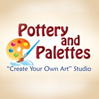 Pottery and Palettes