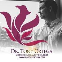 Dr. Tony Ortega, Licensed Clinical Psychologist