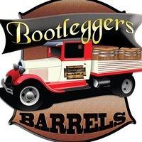 Bootleggers Barrels