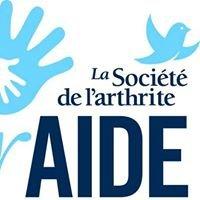 La Société de l'arthrite-Est du Québec
