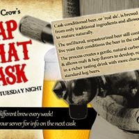 Tap that Cask at The Tipsy Crow