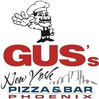 Gus's New York Pizza & Bar