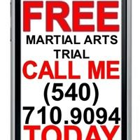 Free Martial Arts Trial in Fredericksburg VA