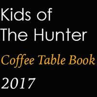 Kids of the Hunter Coffee Table Book Project