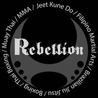 Rebellion Mixed Martial Arts  - Muay Thai, BJJ, Kali/Eskrima & Jeet Kune Do