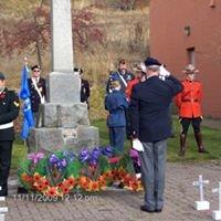 Support the Rossland Legion! Royal Canadian Legion #14.
