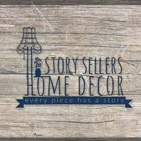 Story Sellers Home Decor