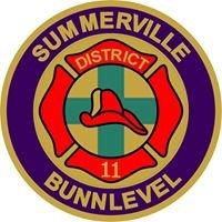 Summerville Bunnlevel Fire and Rescue