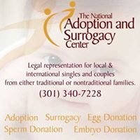National Adoption and Surrogacy Center www.surrocenter.com