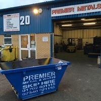 Premier Metal & Waste - scrap metal & skip hire