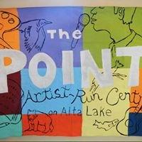 The Point Artist Run Centre, Alta Lake, Whistler