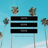 Santa Clara Kappa Alpha Theta