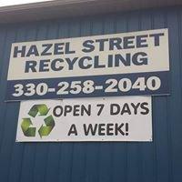 Hazel Street Recycling