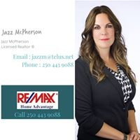 Jazz McPherson - Remax Home Advantage