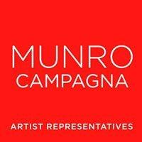 Munro Campagna Artist Representatives