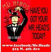Mr. Head's Art Gallery and Bar