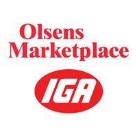 Olsens Marketplace IGA