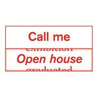 Call Me, Open House