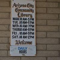 Arizona City Community Library