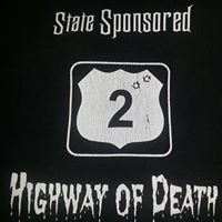 Highway of death. aka Stevens Pass Hwy