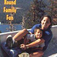Alpine Slide at Magic Mountain