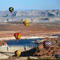 Page Lake Powell Balloon Regatta