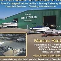 Big Water Boat Storage Inc