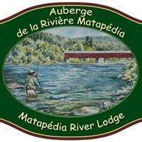 Auberge de la Rivière Matapédia - Matapedia River Lodge