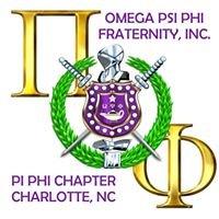 Pi Phi Chapter of Omega Psi Phi Fraternity, Inc.