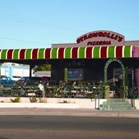 Strombolli's Restaurant Page/ Lake Powell