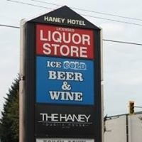 The Haney Hotel Liquor Store