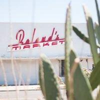The Roland's Market Building