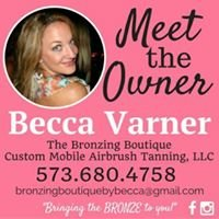 The Bronzing Boutique Custom Mobile Airbrush Tanning, LLC