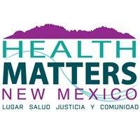 Health Matters NM