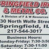 Springfield Iron & Metal